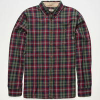 Burton Farrel Mens Shirt Red  In Sizes