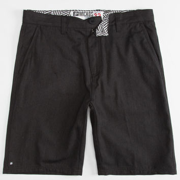 Micros Tyler Mens Shorts Black  In Sizes