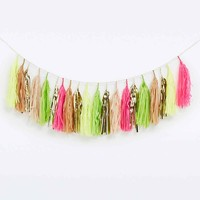 Studio Mucci Neon Banner - Urban Outfitters