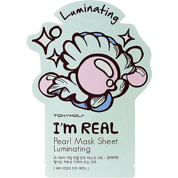 Tony Moly I'm Real Pearl Luminating Sheet Mask | Ulta Beauty