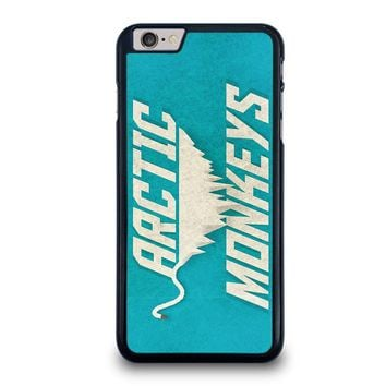 arctic monkeys blue iphone 6 6s plus case cover  number 1