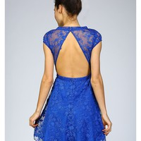 Alinea Open Back Dress
