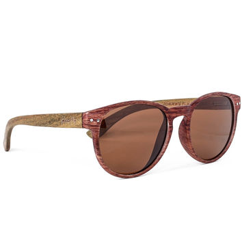 Latitude Verawood Polarized Sunglasses