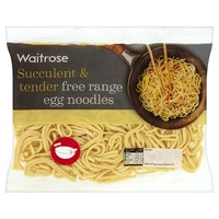 Free Range Egg Noodles Waitrose at Ocado