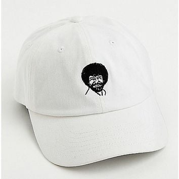 Bob Ross Dad Hat - Spencer's