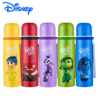 Limited Inside Out Disney 500ml Thermos 304 Stainless Steel Vacuum Insulated 12-24 Hours Vacuum Flask Eco-friendly  Water Bottle