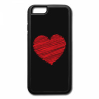 Heart iPhone 7 Shell Case