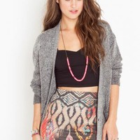 Painted Desert Skirt  - NASTY GAL