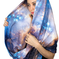 Sagan Galaxy Scarf