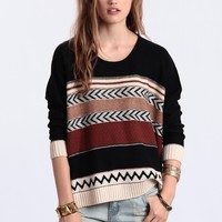 Cinnamon Creek Sweater