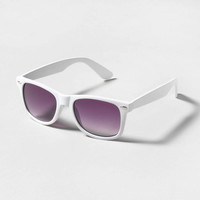 Bright Rubberized Sunglasses