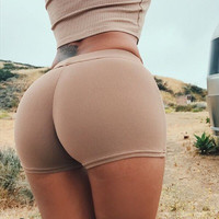 Fashion Women Sexy Slim Fit Sport Erotic Shorts Pants _ 13434