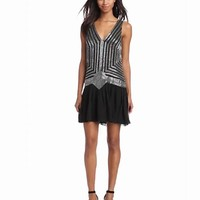Parker Women's Flapper Sequin Dress