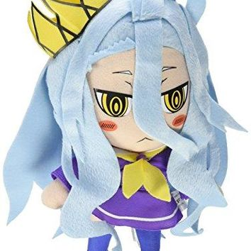 GE Animation GE-52758 No Game No Life Shiro Stuffed Plush