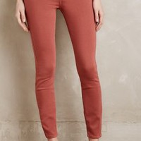 Paige Verdugo Ankle Jeans in Red Clay Size: