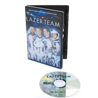 Lazer Team PG13 DVD