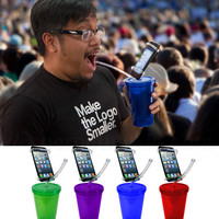 CELL PHONE HOLDER PARTY CUP
