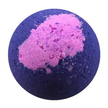 Black Raspberry Bath Bombs