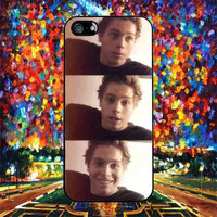 luke hemmings photo for iPhone 4/4s,iPhone 5/5s,iPhone 5c,samsung galaxy S3/S4/S5