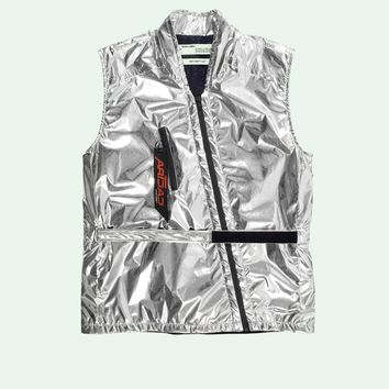 Spaced Out Vest by OFF WHITE