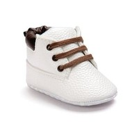 Winter Lace-up Baby Shoes