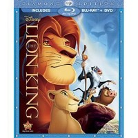 The Lion King (Two-Disc Diamond Edition Blu-ray / DVD Combo in Blu-ray Packaging) (1994)