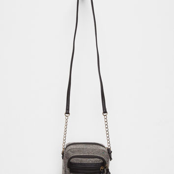 Vans Post Up Crossbody Bag Black One Size For Women 26531410001