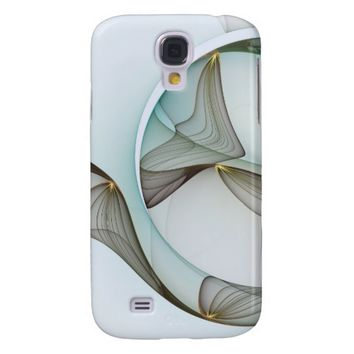 Fractal Abstract Elegance Samsung Galaxy S4 Cover