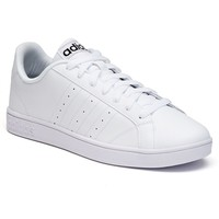 adidas Advantage Men's Athletic Shoes (White)