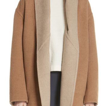 Vince Reversible Shawl Collar Coat | Nordstrom