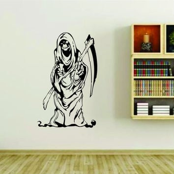 Grim Reaper Version 106 Vinyl Wall Decal Sticker