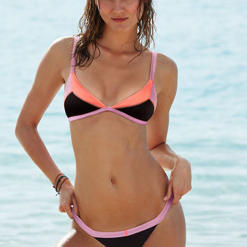 Neoprene Triangle Top - Victoria's Secret Swim - Victoria's Secret