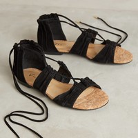 Vicenza Suede Gladiator Sandals