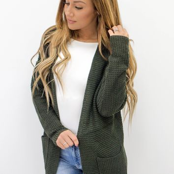 Winter Tidings Cardigan