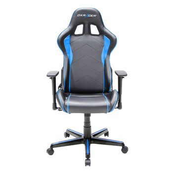 DXRACER FH08NB gamingchair pyramat automotive seat computer chair-Black and Blue
