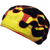 Front Flames Headwrap