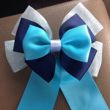 Disney's The Little Mermaid Kiss the Girl Ariel hair bow