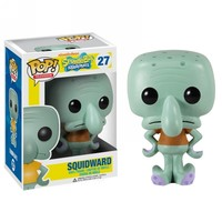 Kirin Hobby : POP! Television: Spongebob ~ Squidward Vinyl Figure by Funko 830395028927