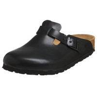 Birkenstock Boston Clog,Hunter Black,37 M EU