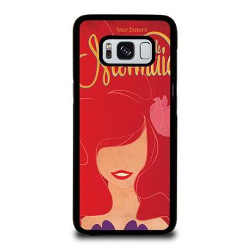 ARIEL THE LITTLE MERMAID DISNEY Samsung Galaxy S3 S4 S5 S6 S7 Edge S8 Plus, Note 3 4 5 8 Case Cover