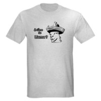 Como Se llama Funny Light T-Shirt by CafePress