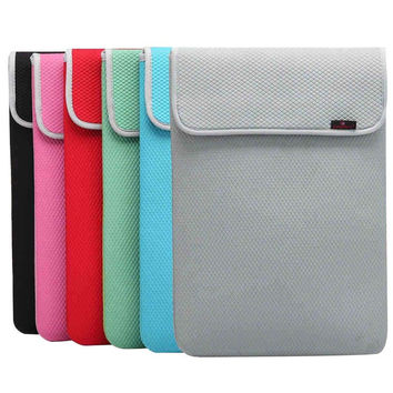 "Cool Bell Sleeve Case For Laptop 7"", 8"",10"",11"",12"",13"",14"",15"",17 inch, 17.3 inch Bag For Notebook, Bag For MacBook, Free Ship"
