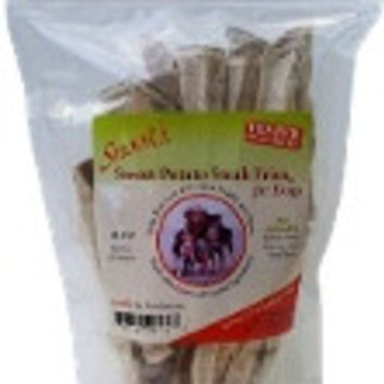 "Sweet Potato ""Steak Fries"" Treats Chews for Dog"
