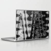 Neutral Frequency Laptop & iPad Skin by Christy Leigh | Society6