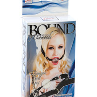 Bound by Diamonds Ball Gag