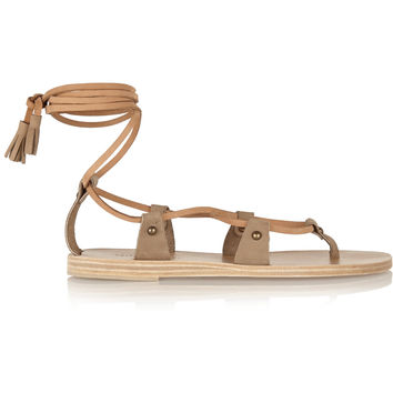 Valia Gabriel - Lia leather sandals