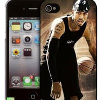 Basketball star Allen iverson -iPhone 5 Case,/iPhone 4 Case/iPhone 4s case/ iPhone Case/ iPhone hard Case,