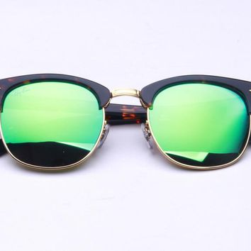 Ray Ban Clubmaster Sunglass RB 3016 114519