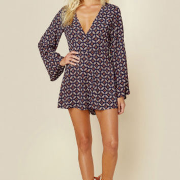 LEAD THE WAY PLAYSUIT
