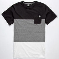 VOLCOM Blakely Boys Pocket Tee | Solid & Stripe Tees